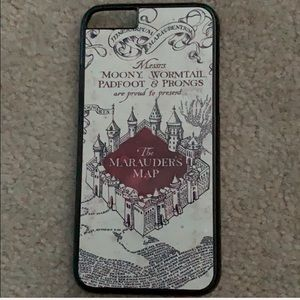 Harry Potter iPhone 6/6s Case